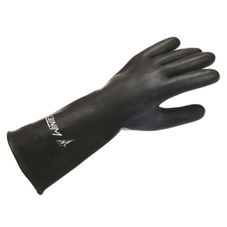 Rubbergloves M